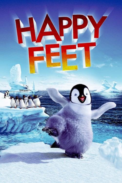 ดูหนังออนไลน์ Happy Feet (2006) แฮปปี้ฟีต เพนกวินกลมปุ๊กลุกขึ้นมาเต้น