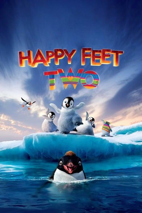 ดูหนังออนไลน์ Happy Feet Two (2011) เพนกวินกลมปุ๊ก ลุกขึ้นมาเต้น 2