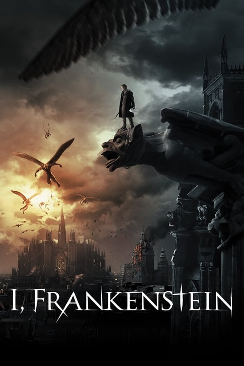 ดูหนังออนไลน์ I Frankenstein (2014) สงครามล้างพันธุ์อมตะ