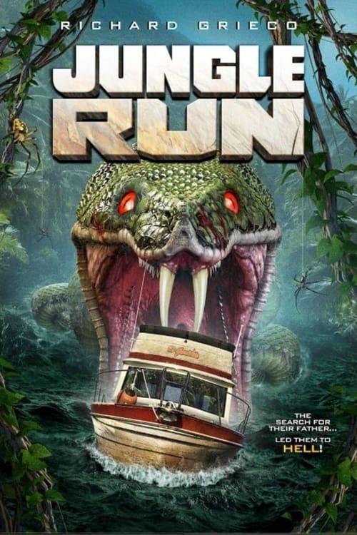 ดูหนังออนไลน์ Jungle Run (2021)