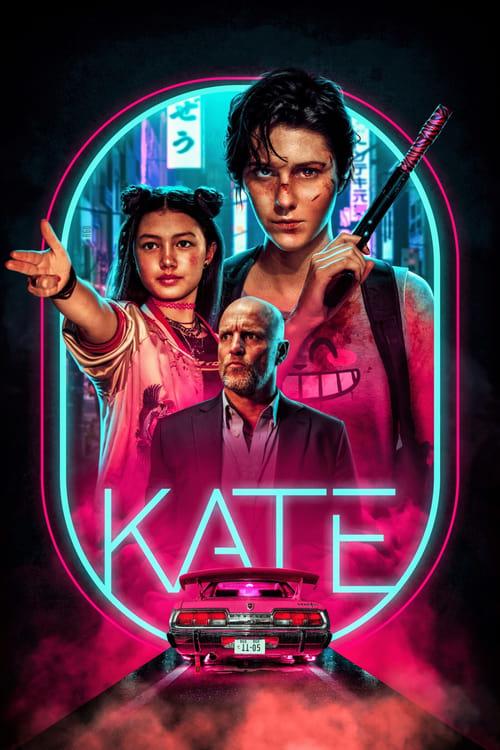 ดูหนังออนไลน์ฟรี Kate 2021 นักฆ่าล่าล้างแค้น 2021