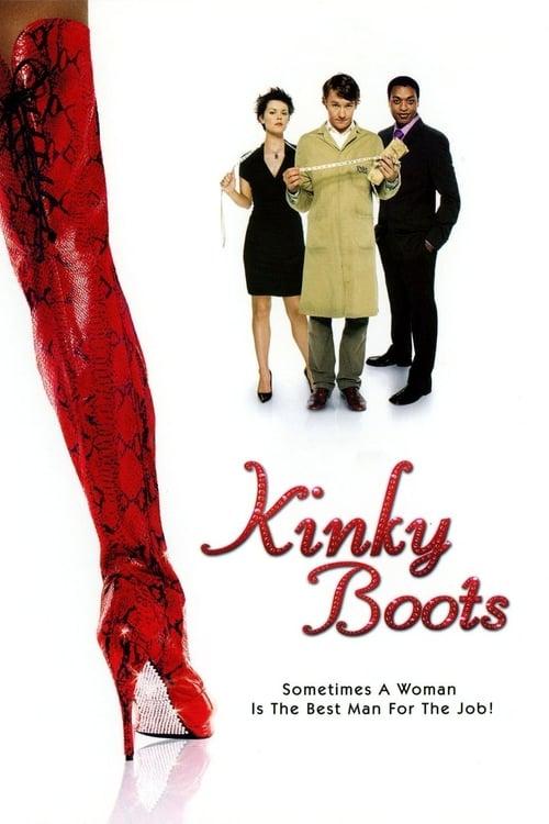 ดูหนังออนไลน์ Kinky Boots (2005) จับหัวใจมาใส่เกือก
