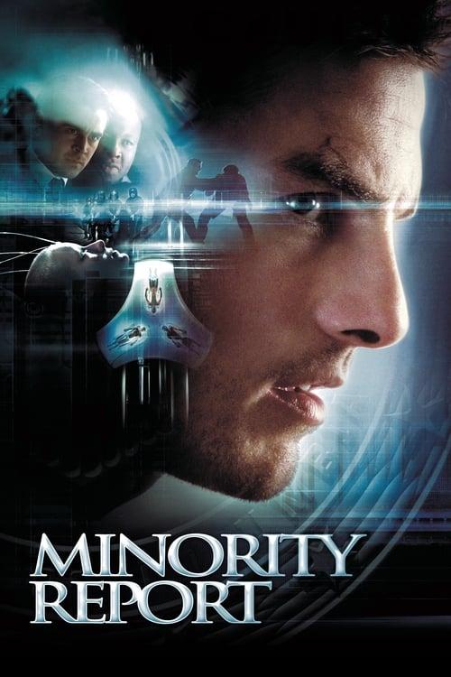 ดูหนังออนไลน์ Minority Report (2002) หน่วยสกัดอาชญากรรมล่าอนาคต