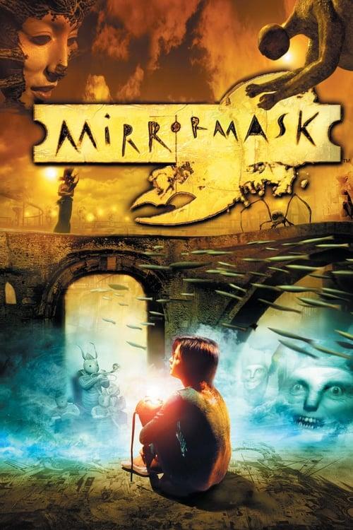 ดูหนังออนไลน์ Mirrormask (2005) อภินิหารหน้ากากมหัศจรรย์