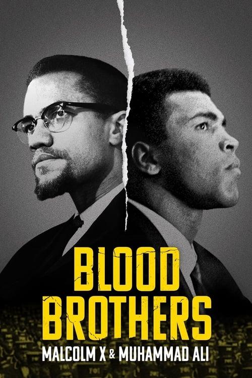 ดูหนังออนไลน์ฟรี [NETFLIX] Blood Brothers Malcolm X and Muhammad Ali (2021) พี่น้องร่วมเลือด มัลคอล์ม เอ็กซ์ และมูฮัมหมัด อาลี