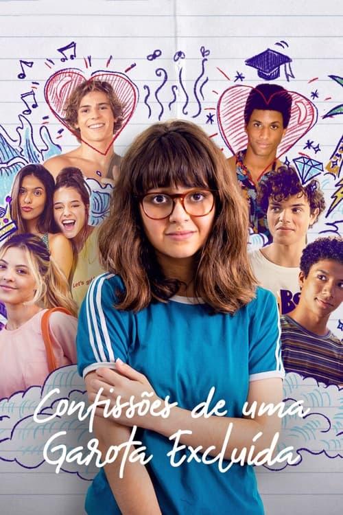 ดูหนังออนไลน์ Confessions of an Invisible Girl 2021 คำสารภาพของสาวล่องหน NETFLIX