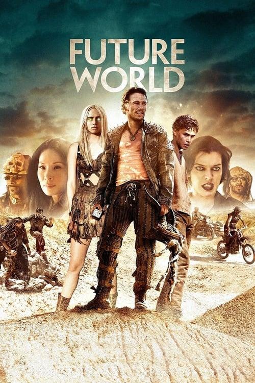 ดูหนังออนไลน์ [NETFLIX] Future World (2018) สงครามล่าคนเหล็ก