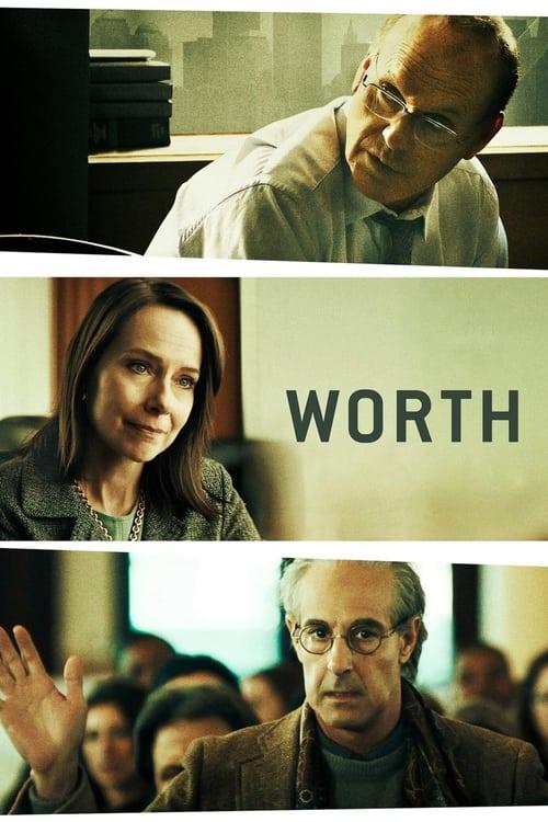 ดูหนังออนไลน์ฟรี [NETFLIX] Worth What Is Life Worth (2020)