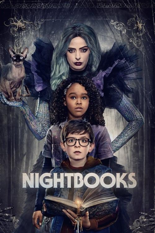 ดูหนังออนไลน์ Nightbooks (2021) ไนต์บุ๊คส์