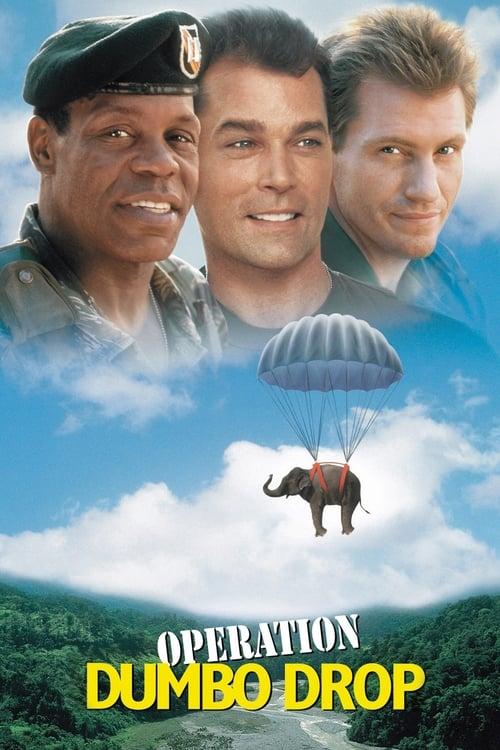 ดูหนังออนไลน์ Operation Dumbo Drop (1995) ยุทธการช้างลอยฟ้า