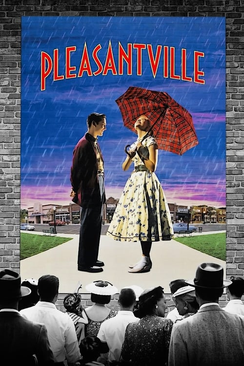 ดูหนังออนไลน์ฟรี Pleasantville 1998 เมืองรีโมทคนทะลุมิติมหัศจรรย์