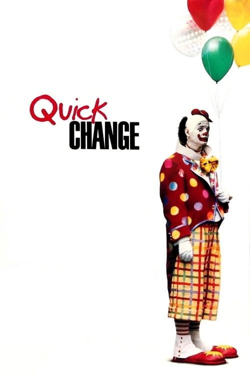 ดูหนังออนไลน์ Quick Change (1990)