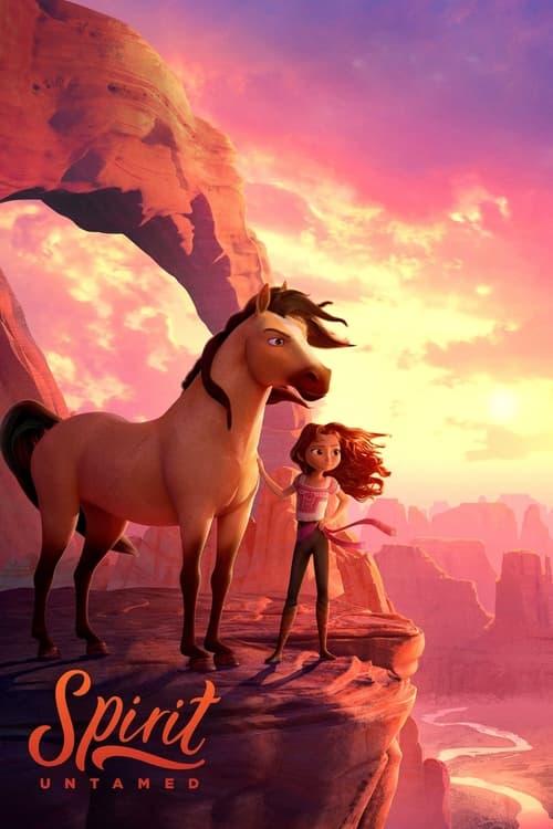 ดูหนังออนไลน์ฟรี Spirit Untamed (2021) สปิริต ม้าพยศหัวใจแกร่ง