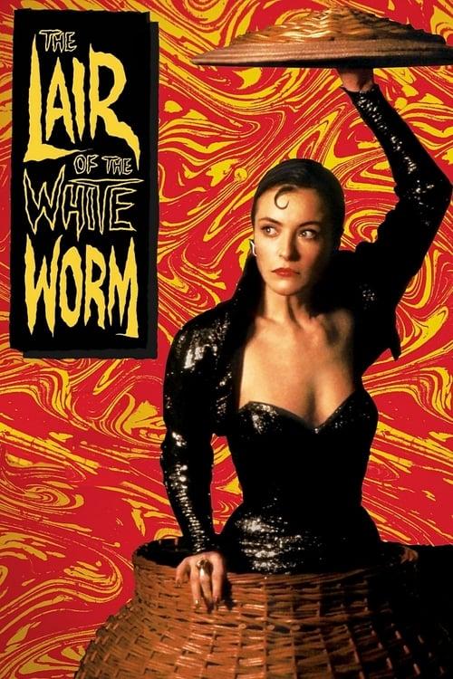 ดูหนังออนไลน์ The Lair of the White Worm (1988) อาถรรพณ์กะโหลกลี้ลับ