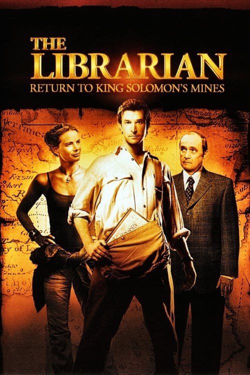 ดูหนังออนไลน์ The Librarian 2 Return to King Solomon s Mines (2006) ล่าขุมทรัพย์สุดขอบโลก