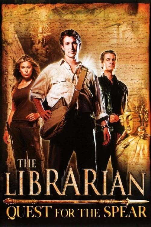 ดูหนังออนไลน์ The Librarian Quest for the Spear (2004) ล่าขุมทรัพย์สมบัติพระกาฬ