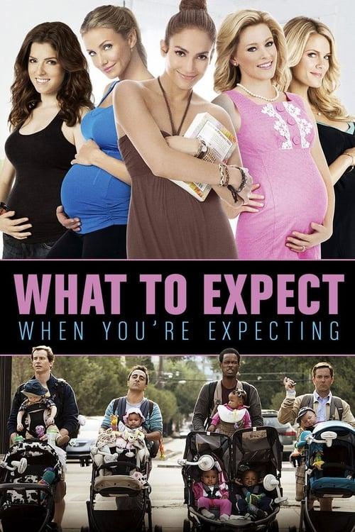 ดูหนังออนไลน์ฟรี What to Expect When you re Expecting (2012) เธอ เริ่ด เชิด ป่อง