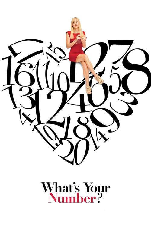 ดูหนังออนไลน์ฟรี Whats Your Number (2011) เธอจ๋า..มีแฟนกี่คนจ๊ะ