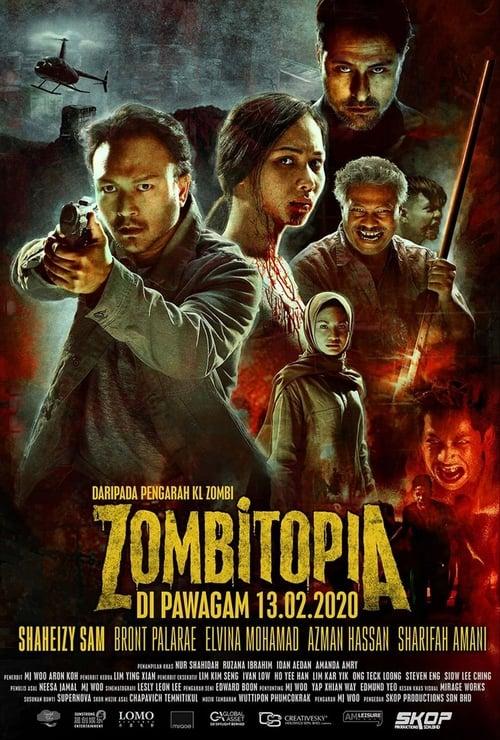 ดูหนังออนไลน์ Zombitopia (2020) นครซอมบี้
