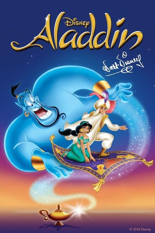 ดูหนังออนไลน์ฟรี Aladdin (1992) อะลาดินกับตะเกียงวิเศษ