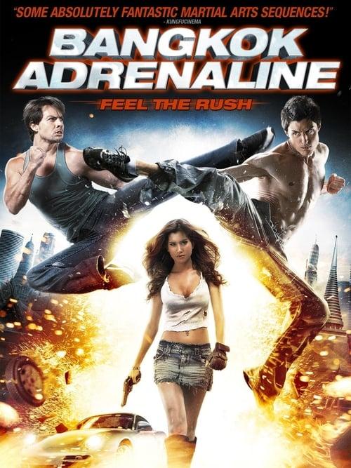 ดูหนังออนไลน์ฟรี Bangkok Adrenaline (2009) อะดรีนาลีน คนเดือดสาด
