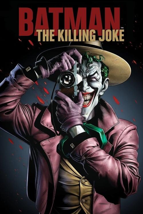 ดูหนังออนไลน์ฟรี Batman The Killing Joke (2016) แบทแมน ตอน โจ๊กเกอร์ ตลกอำมหิต