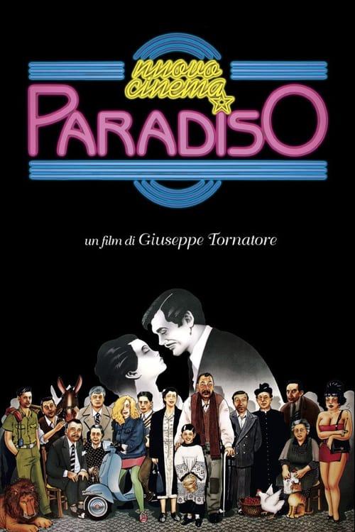 ดูหนังออนไลน์ฟรี Cinema Paradiso (1988)