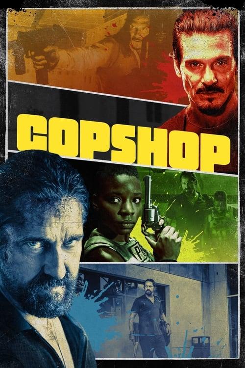 ดูหนังออนไลน์ฟรี Copshop (2021)