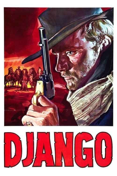 ดูหนังออนไลน์ฟรี Django (1966) จังโก้ ยอดคนแดนเถื่อน