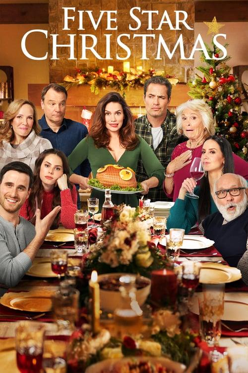 ดูหนังออนไลน์ฟรี Five Star Christmas (2020)