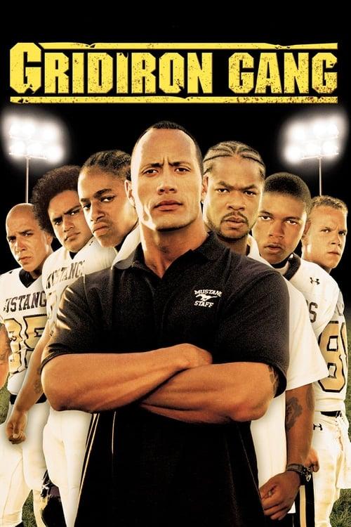 ดูหนังออนไลน์ฟรี Gridiron Gang (2006) แก๊งระห่ำ เกมคนชนคน