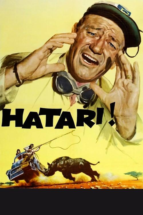 ดูหนังออนไลน์ฟรี Hatari (1962) ฮาตาริ