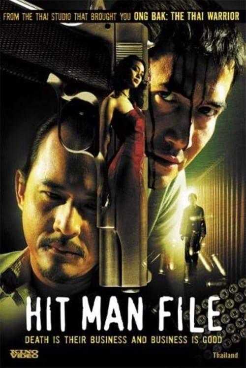 ดูหนังออนไลน์ฟรี Hit Man File (2005) ซุ้มมือปืน