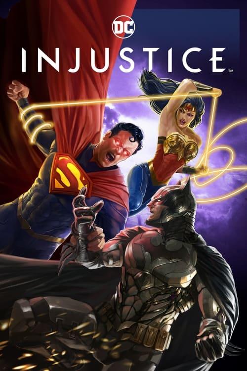 ดูหนังออนไลน์ฟรี Injustice (2021)
