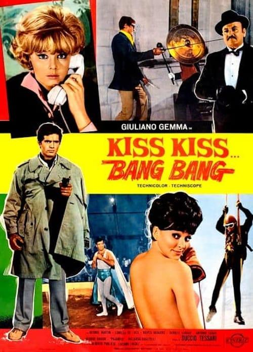 ดูหนังออนไลน์ฟรี Kiss Kiss Bang Bang (1966) คิส คิส ปัง ปัง