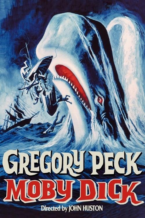 ดูหนังออนไลน์ฟรี Moby Dick (1956) พันธุ์ยักษ์ใต้สมุทร