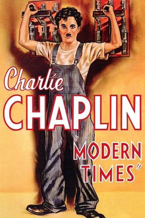 ดูหนังออนไลน์ฟรี Modern Times (1936) เฮงบ่เฮงแต่บ่ตาย