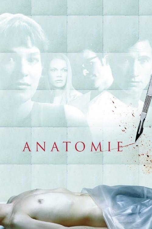 ดูหนังออนไลน์ฟรี [NETFLIX] Anatomie (2000) จับคนมาทำศพ