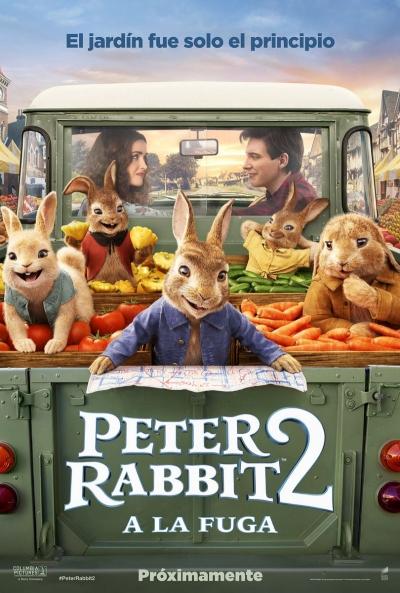 ดูหนังออนไลน์ฟรี Peter Rabbit 2 The Runaway (2021) ปีเตอร์ แรบบิท ทู เดอะ รันอะเวย์
