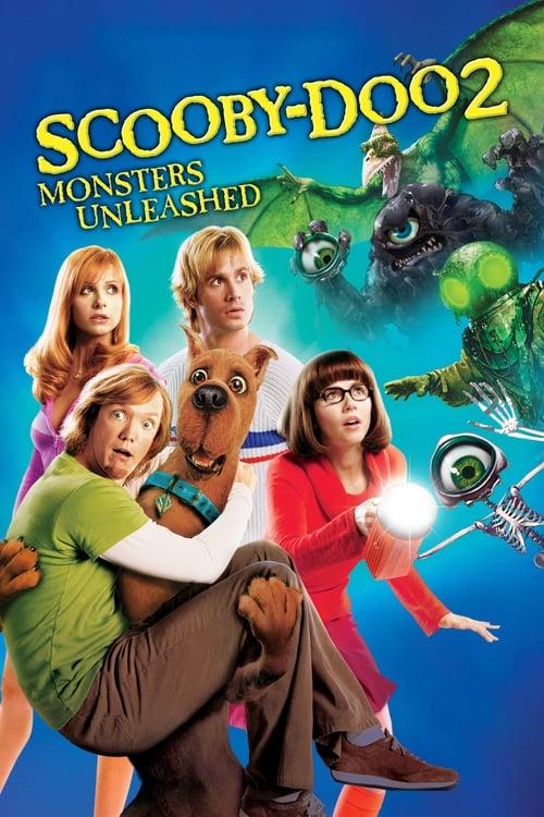 ดูหนังออนไลน์ฟรี Scooby-Doo 2 Monsters Unleashed (2004) สกูบี้-ดู 2 สัตว์ประหลาดหลุดอลเวง