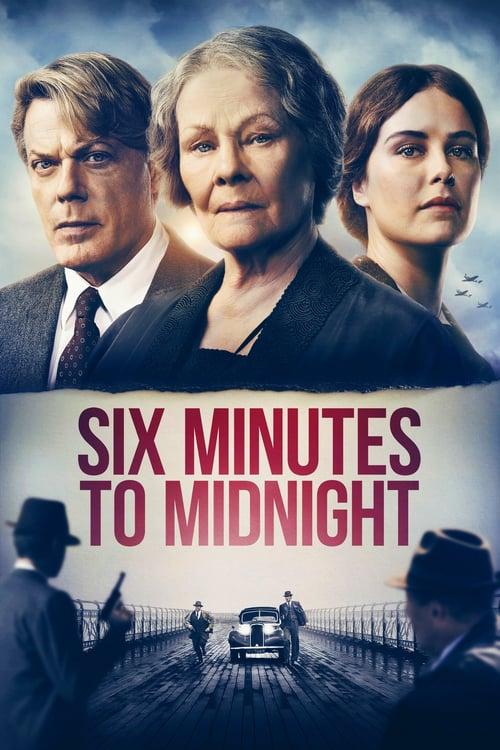 ดูหนังออนไลน์ Six Minutes to Midnight (2020) พลิกชะตาจารชน