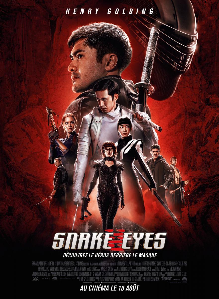 ดูหนังออนไลน์ฟรี Snake Eyes G.I. Joe (2021) จี.ไอ.โจ สเนคอายส์
