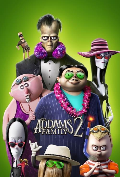 ดูหนังออนไลน์ฟรี The Addams Family 2 (2021)