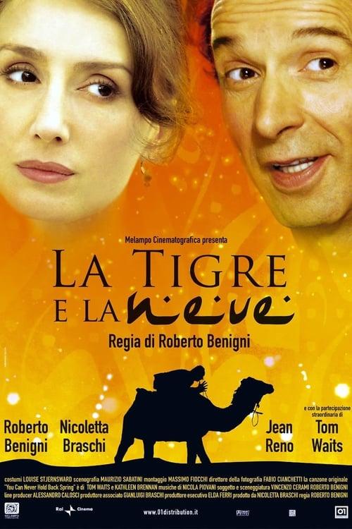 ดูหนังออนไลน์ฟรี The Tiger and the Snow (2005) สวรรค์ช่วย หัวใจรักไม่สิ้นหวัง