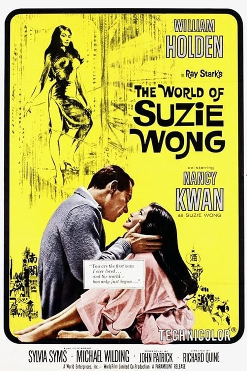 ดูหนังออนไลน์ The World of Suzie Wong (1960) บันทึกรักซูซี่วอง
