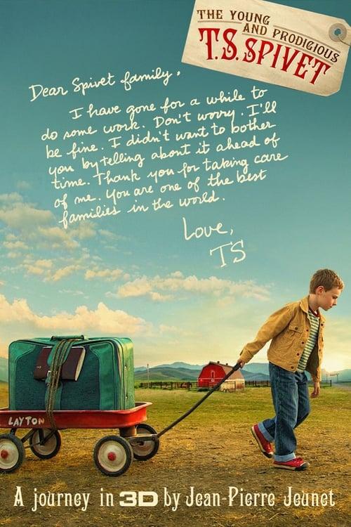 ดูหนังออนไลน์ฟรี The Young and Prodigious T S Spivet (2013) การเดินทางของ ที เอส สปิเว็ท มหัศจรรย์เด็กอัจฉริยะ