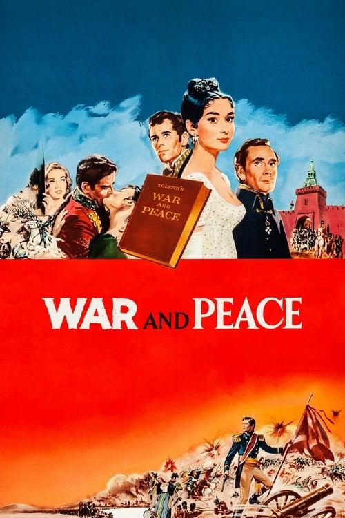 ดูหนังออนไลน์ฟรี War and Peace (1956) สงครามและสันติภาพ